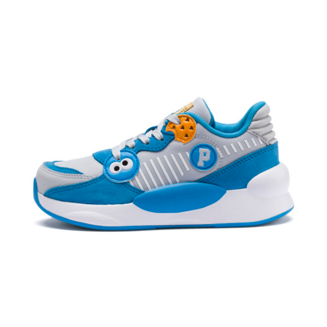Puma Sesame Street 50 Rs 9.8 Kids Trainers