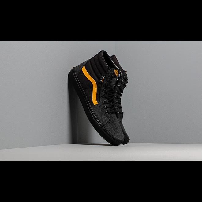 Vans SK8 Hi (Cordura) Black | VN0A4BV60IV1 | Sneakerjagers