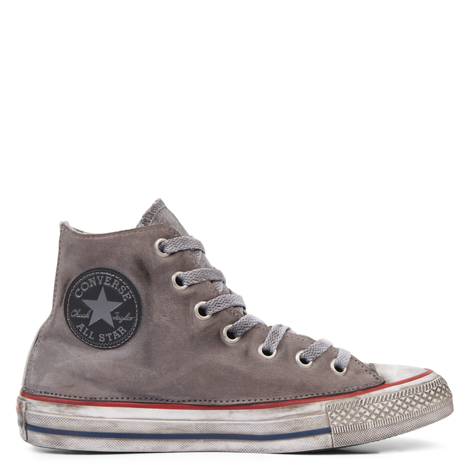 Chuck Taylor All Star Premium Vintage Leather High Top 165775C