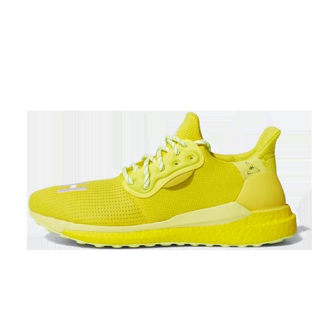 Pharell X adidas Solar Hu Glide Prd 'Bright Yellow'
