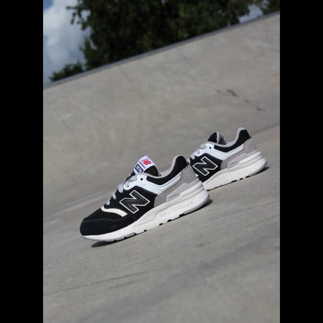 New Balance 997 Black/grey/white  ps