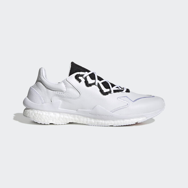 adidas Y-3 Adizero Runner (Cloud White / Cloud White / Black)