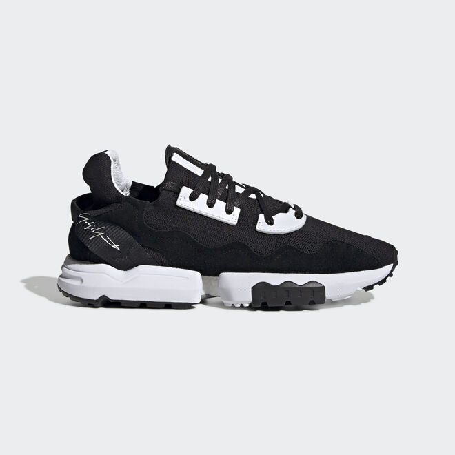adidas Y-3 ZX Torsion (Black / Cloud White / Black)