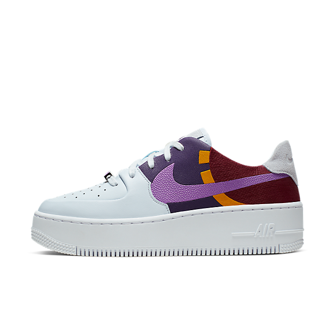 "Nike WMNS Air Force 1 Sage Low LX ""Dark Orchid"""