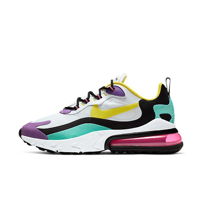 Nike Air Max 270 React 'Dynamic Yellow' AO4971-101