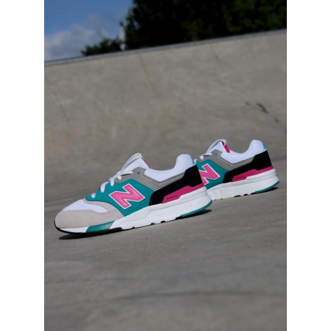 New Balance 997 Vintage Grey/Pink GS