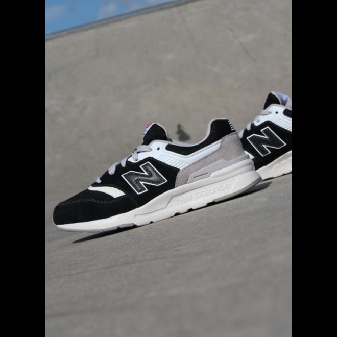 New Balance 997 Black/grey/white GS