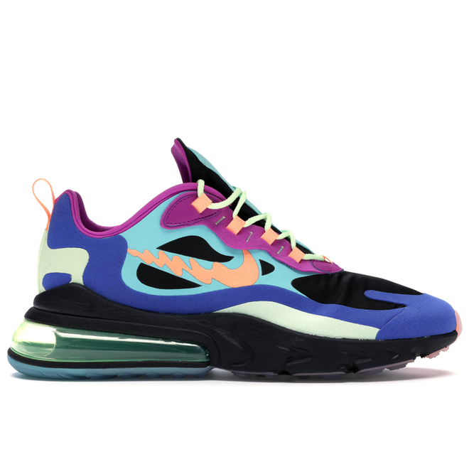 Nike Air Max 270 React Premium By You Custom | CJ5610 991