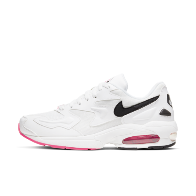 Nike Air Max 2 Light 'Pink Sole' zijaanzicht