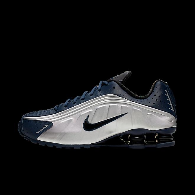 "Nike Shox R4 ""Midnight Navy"""