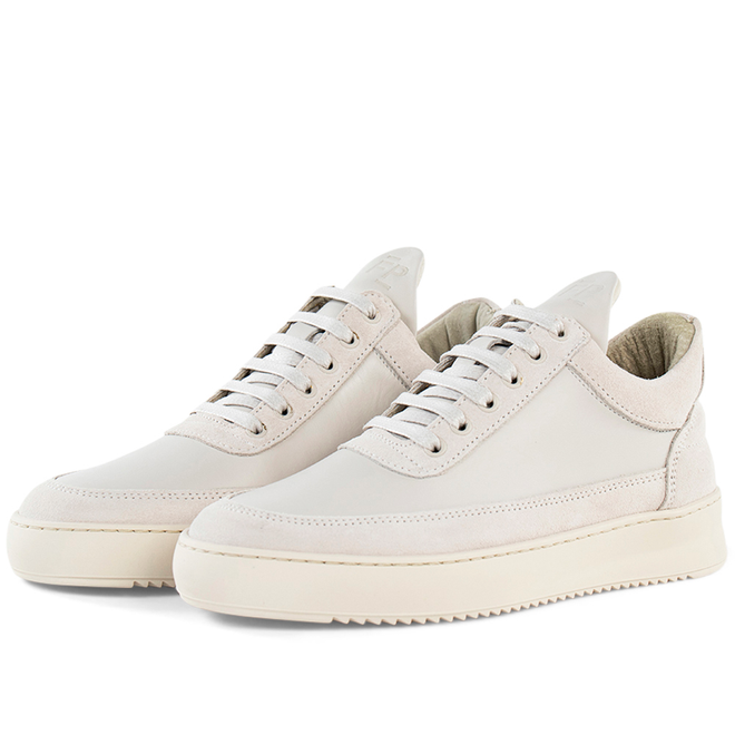 Filling Pieces Low Top Ripple Ejura 'Off White'