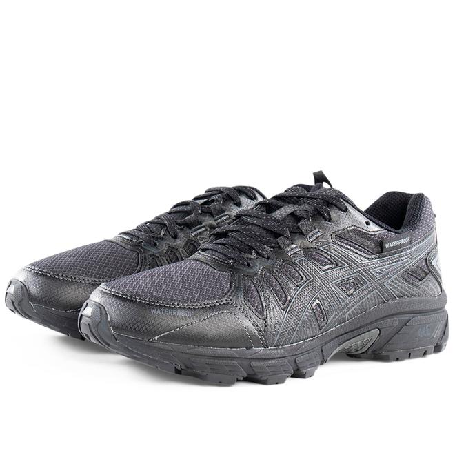 Asics Gel-Venture 7 WP 'Black/Carrier Grey'