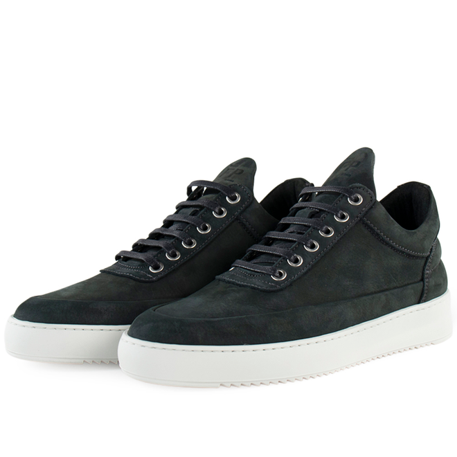 Filling Pieces Low Top Ripple Cairos 'Dark Blue'