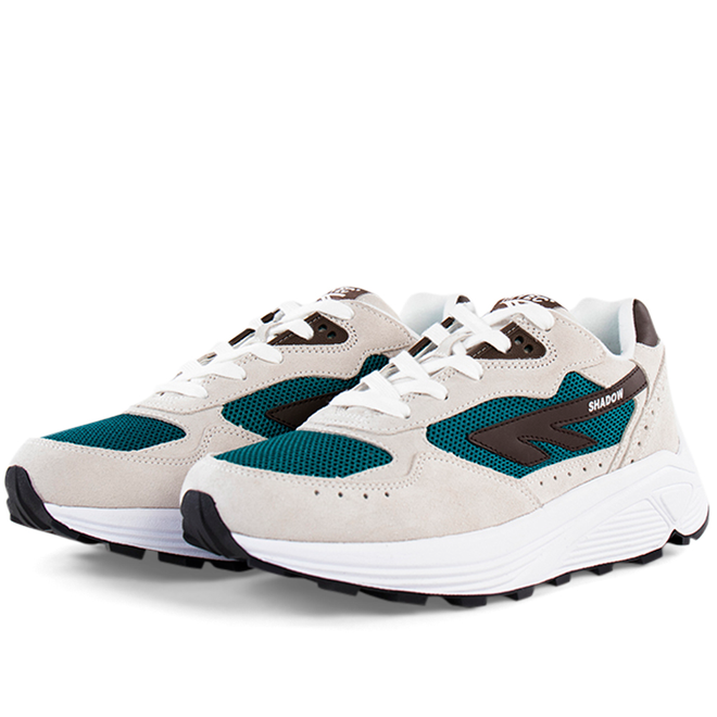 Hi-Tec HTS74 HTS Silver Shadow RGS 'Offwhite/Teal/Brown'