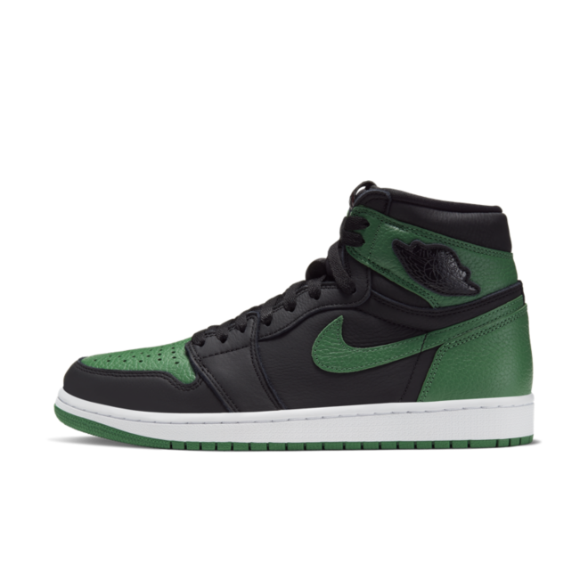 Air Jordan 1 Retro High 'Pine Green' zijaanzicht