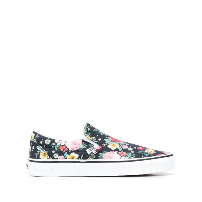 Vans floral slip-on