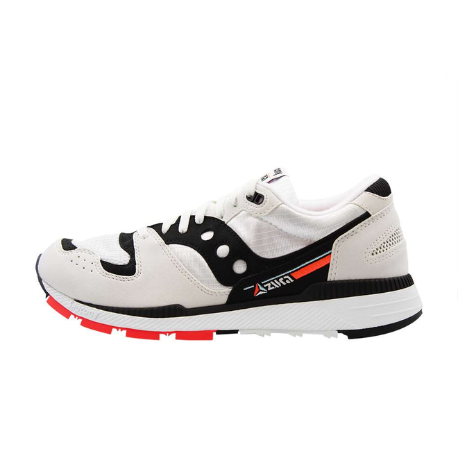 Saucony Azura (White / Black / Red)