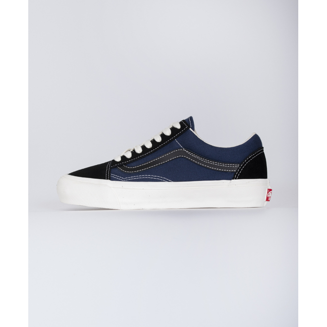 Vans Vault Old Skool OG LX Black Navy