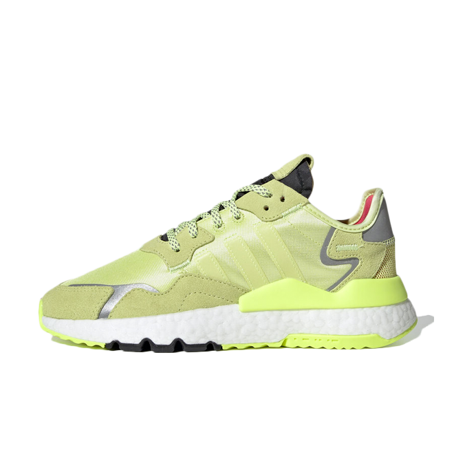 adidas Nite Jogger 'Semi Frozen Yellow'