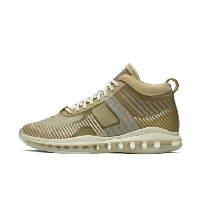 John Elliot X Nike Lebron Icon 'Gold' zijaanzicht