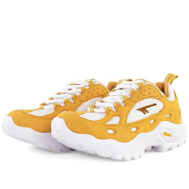 Hi-Tec HTS74 Flash ADV Racer 'Yellow/Mustard/White'