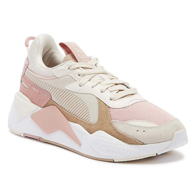 PUMA RS-X Reinvent Womens Bridal Rose Trainers | 37100801 | Sneakerjagers