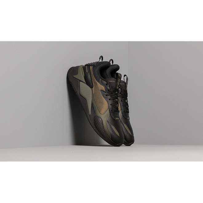 Puma RS-X WINTERIZED Puma Black-Burnt Olive