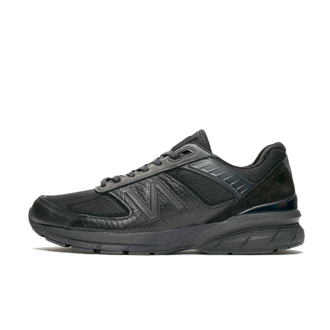 Engineered Garments X New Balance M990 'Black' zijaanzicht