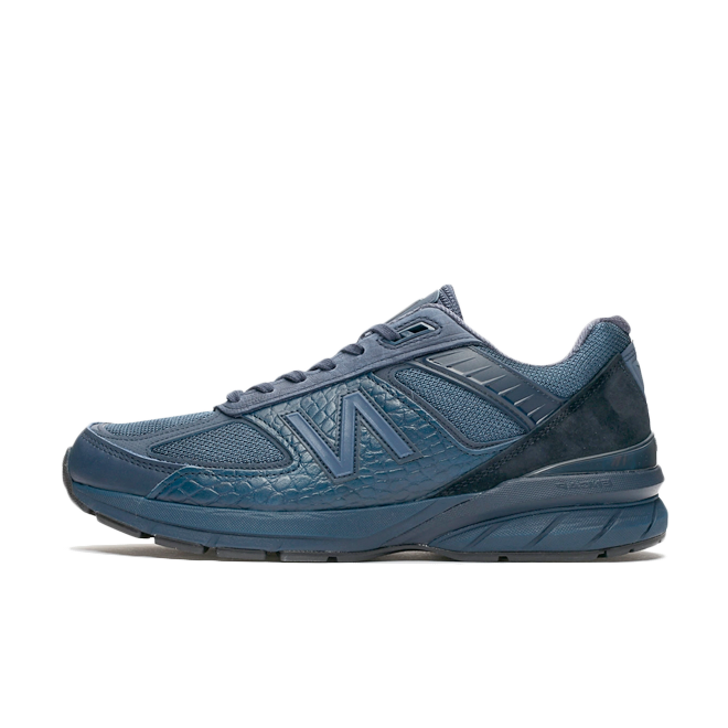Engineered Garment X New Balance M990EGN5 'Navy' zijaanzicht