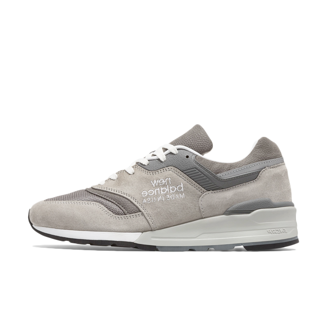 New Balance M997GD1 'Grey' zijaanzicht