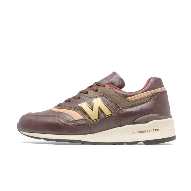 New Balance M997PAH 'Brown'