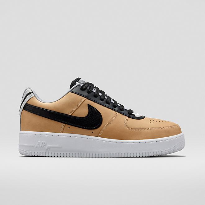 Nike Riccardo Tisci 'Beige Pack Air Force 1' low tops