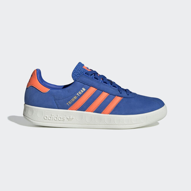 adidas Trimm Trab (Blue / Cream White / Cream White)