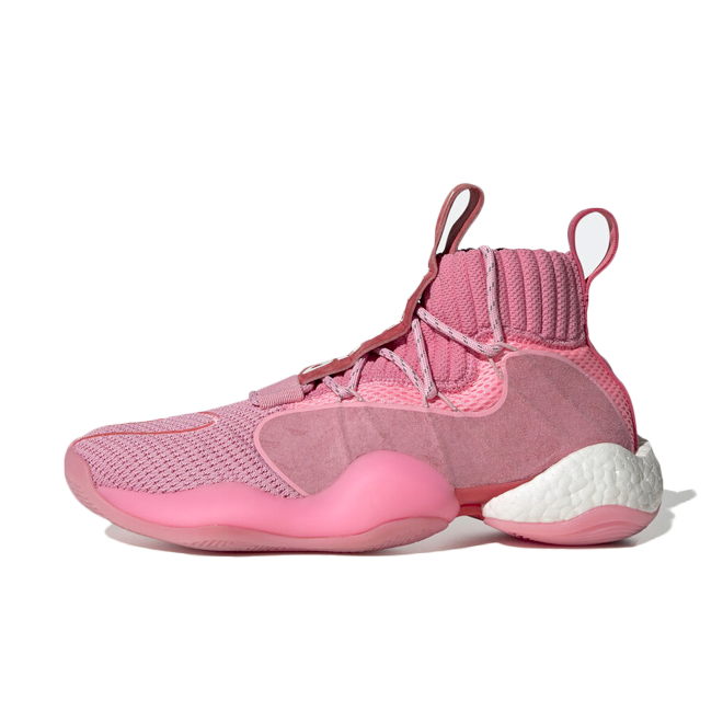 Pharrell Williams x adidas Crazy BYW Pride 'Pink' EG7723