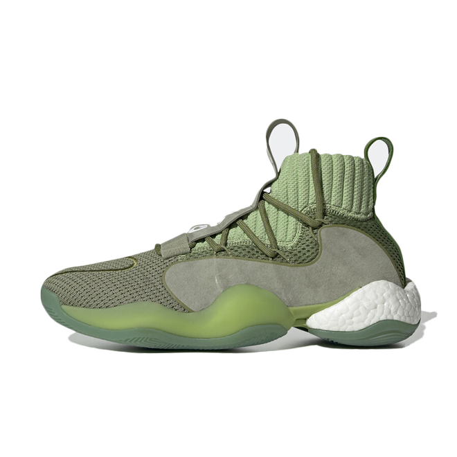 Pharrell Williams x adidas Crazy BYW Pride 'Green'