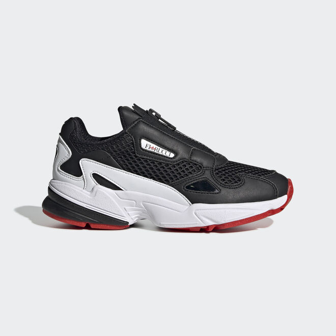 adidas Falcon Zip W Core Black/ Ftw White/ Red