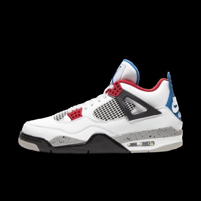 Air Jordan 4 'What The' zijaanzicht