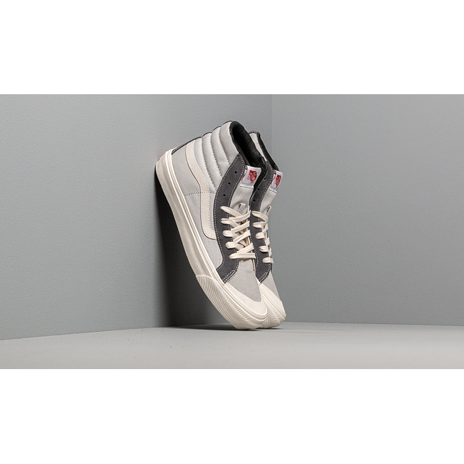 Vans OG Style 138 LX (Suede/ Canvas) Pearl Gray/ Multi