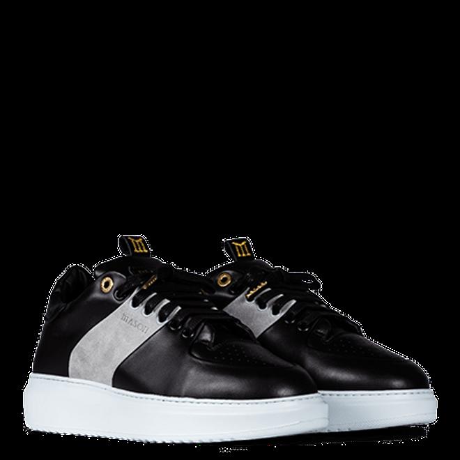 Mason Garments Roma Classic Leather Grey