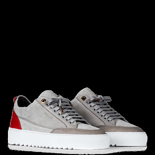Mason Garments Tia Suede / Leather Grey