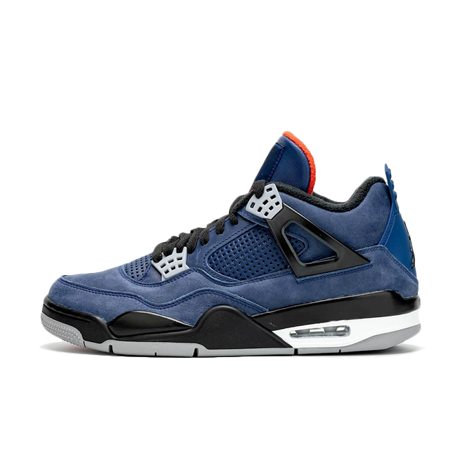 Air Jordan 4 Winter 'Loyal Blue' zijaanzicht