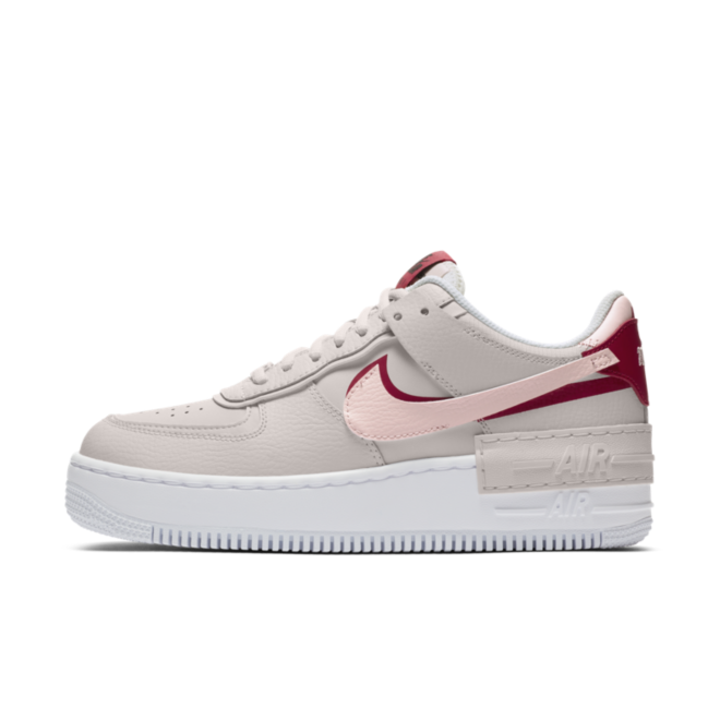 Nike WMNS Air Force 1 Low Shadow zijaanzicht