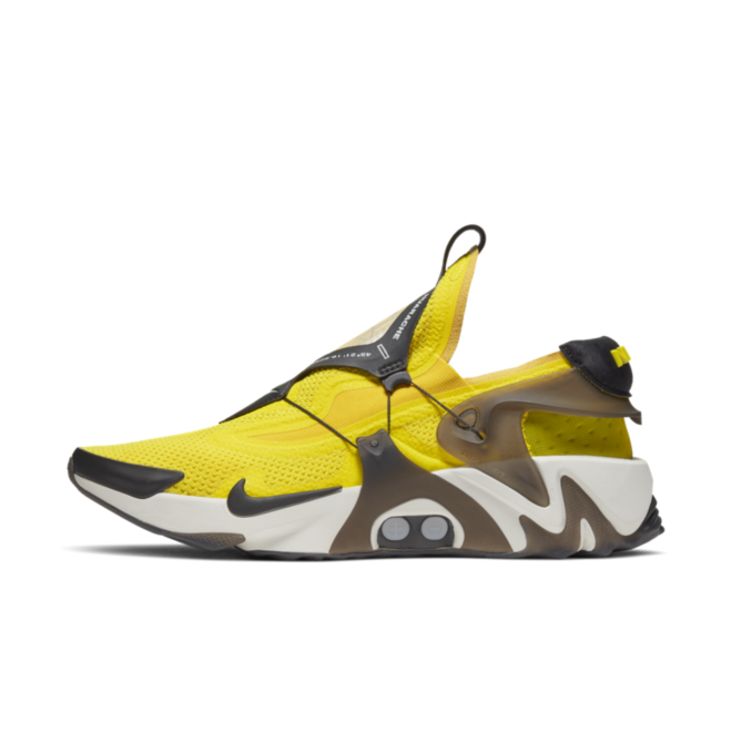 Nike Adapt Huarache 'Opti Yellow'