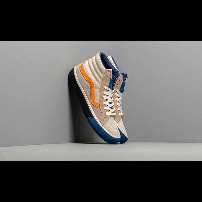 Vans SK8-Hi Reissue VL (Suede/Leather) Blue/ Ginger