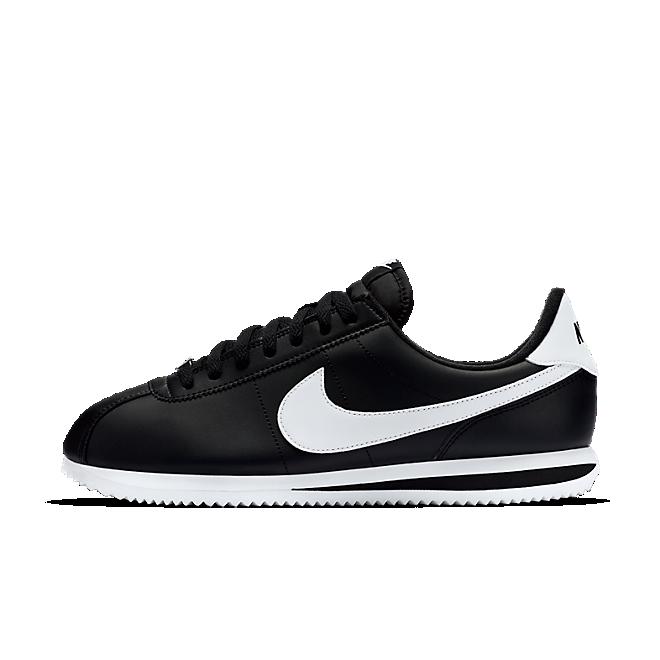 Nike Cortez Basic leren