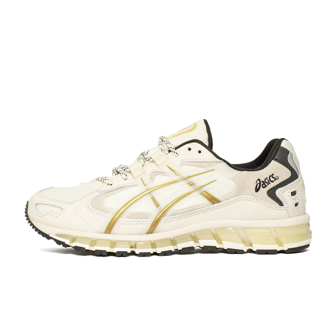 Asics Gel-Kayano 5 360 (Cream / Rich Gold)