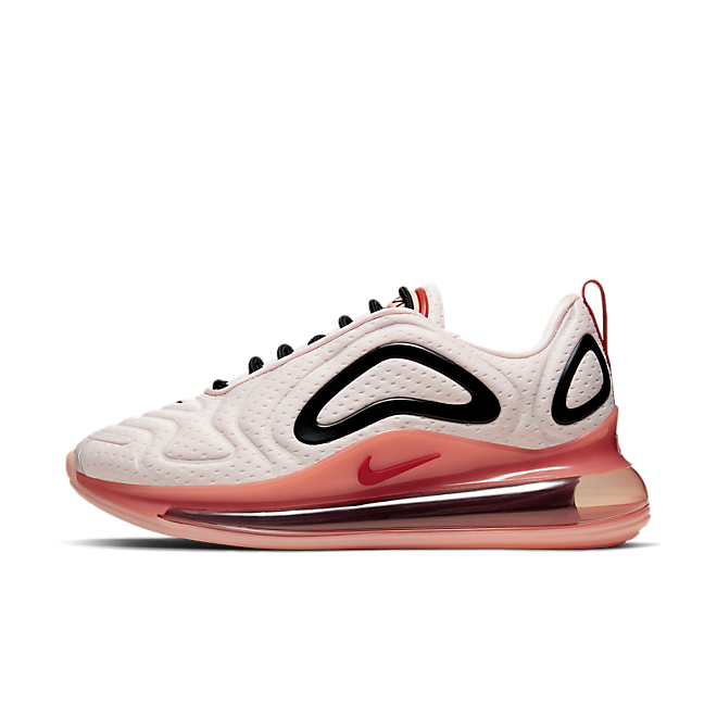 Nike Wmns Air Max 720 (Light Soft Pink / Gym Red - Coral Stardust)