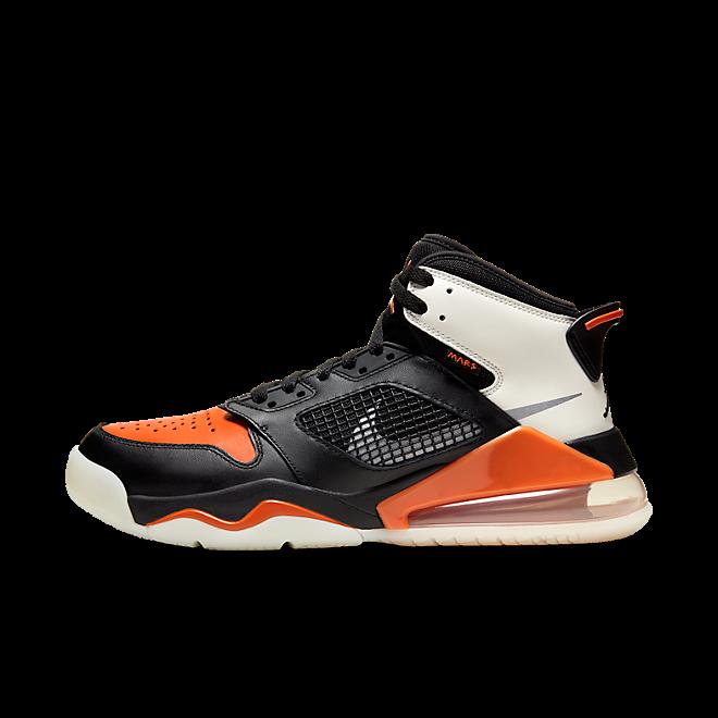 Nike Jordan Mars 270 *Shattered Backboard* (Black / Reflect Silver - S