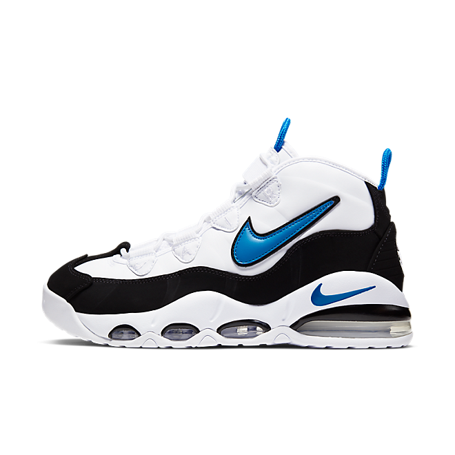 Nike Air Max Uptempo '95 (White / Photo Blue - Black)