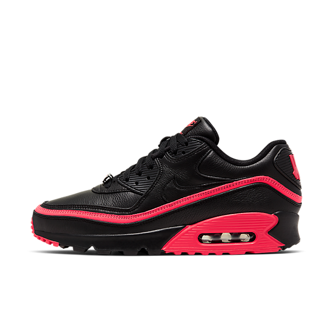 UNDEFEATED X Nike Air Max 90 'Black & Red'